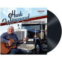 Henk Wijngaard - Helden Van De Snelweg - Vinyl Single