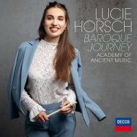 Lucie Horsch - Baroque Journey - CD