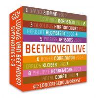 Concertgebouworkest - Beethoven Live - Symphonies 1-9 - 5CD