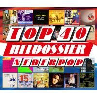 Top 40 Hitdossier - Nederpop - 3CD