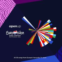 Eurovision Song Contest - Rotterdam 2021 - Open Up - 2CD