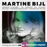 Martine Bijl - Favorieten Expres - CD