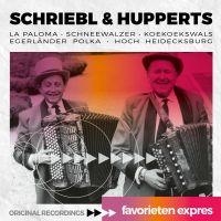 Schriebl & Hupperts - Favorieten Expres - CD