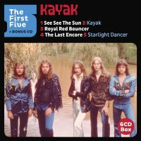 Kayak - The First Five - Limited Edition - 6CD