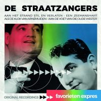 De Straatzangers - Favorieten Expres - CD