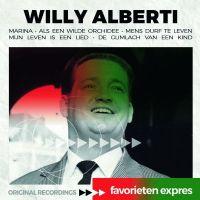 Willy Alberti - Favorieten Expres - CD