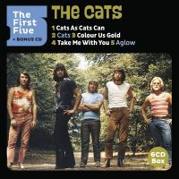The Cats - The First Five - Limited Edition - 6CD