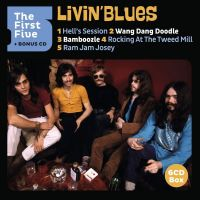 Livin' Blues - The First Five - Limited Edition - 6CD