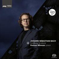 Hannes Minnaar - Goldberg Variations - 2CD