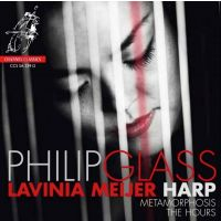 Lavinia Meijer - Philip Glass - Harp - CD