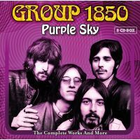 Group 1850 - Purple Sky - The Complete Works And More - 8CD