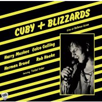 Cuby And The Blizzards - Live At Bellevue Assen - LP