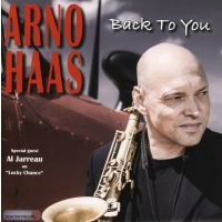 Arno Haas - Back To You - CD