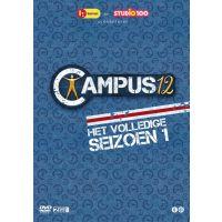 Campus 12 - Het Volledige Seizoen 1 - 4DVD