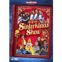 Studio 100 - De Grote Sinterklaas Show - DVD