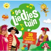De Liedjestuin - Studio 100 - CD