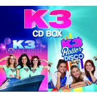 K3 - CD BOX - Love Cruise + Roller Disco - 2CD