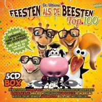 Feesten Als De Beesten 2019 - De Ultieme Top 100 - 5CD