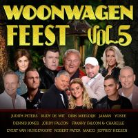 Woonwagen Feest - Volume 5 - CD