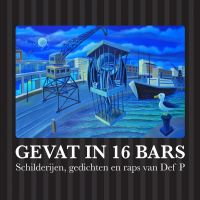 Def P. - Gevat In 16 Bars - CD