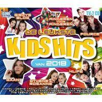 De Leukste Kidshits Van 2018 - 2CD