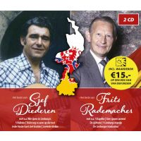 Sjef Diederen & Frits Rademacher - Het Beste Van - 2CD