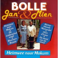 Jan & Mien Froger - Heimwee Naar Mokum - CD