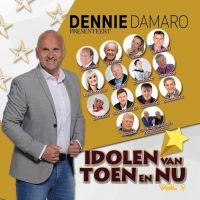 Dennie Damaro Presenteert - Idolen Van Toen En Nu - CD
