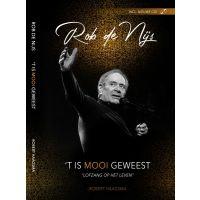Rob de Nijs - 't Is Mooi Geweest - CD+BOEK