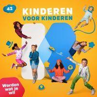Kinderen voor Kinderen 42 - Worden Wat Je Wil - CD
