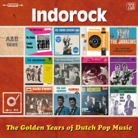Indorock - The Golden Years Of Dutch Pop Music - 2CD