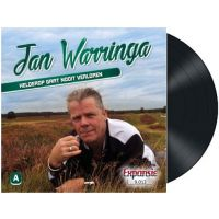 Jan Warringa - Helderop Gaat Nooit Verloren - Vinyl Single