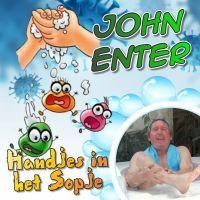 John Enter - Handjes In Het Sopje - CD Single