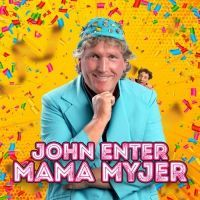 John Enter - Mama Myjer - CD Single