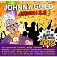 Johnny Gold - Juinuh 2.0 - CD