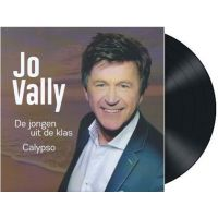 Jo Vally - De Jongen Uit De Klas - Vinyl Single