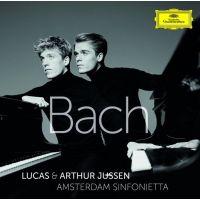 Lucas & Arthur Jussen - Bach - CD