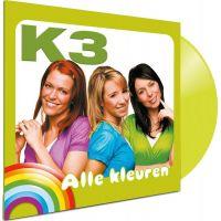 K3 - Alle Kleuren - Coloured Vinyl - LP