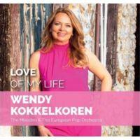 Wendy Kokkelkoren - Love Of My Life - CD