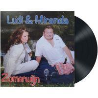 Ludi & Miranda - Zomerwijn - Vinyl Single