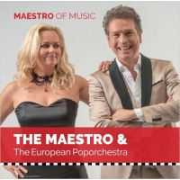 The Maestro & The European Poporchestra - Maestro Of Music - CD
