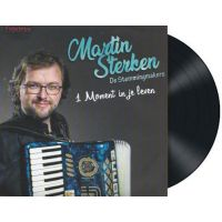 Martin Sterken - 1 Moment In Je Leven - Vinyl Single