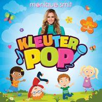 Monique Smit - Kleuter Pop - CD+BOEK