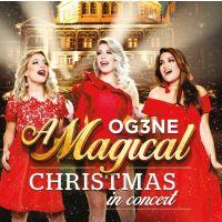 OG3NE - A Magical Christmas In Concert - DVD
