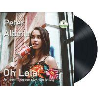 Peter Albada - Oh Lola - Vinyl Single