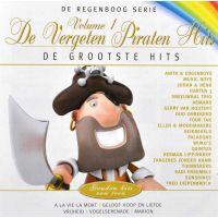 De Vergeten Piraten Hits Volume 1 - De Grootste Hits - De Regenboogserie - CD