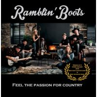 Ramblin' Boots - Feel The Passion For Country EP - CD