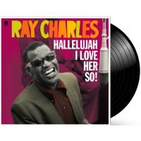 Ray Charles - Hallelujah I Love Her So - LP