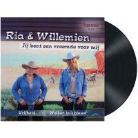 Ria & Willemien - Jij Bent Een Vreemde Voor Mij -Vinyl-Single
