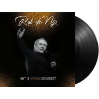 Rob de Nijs - 't Is Mooi Geweest - LP